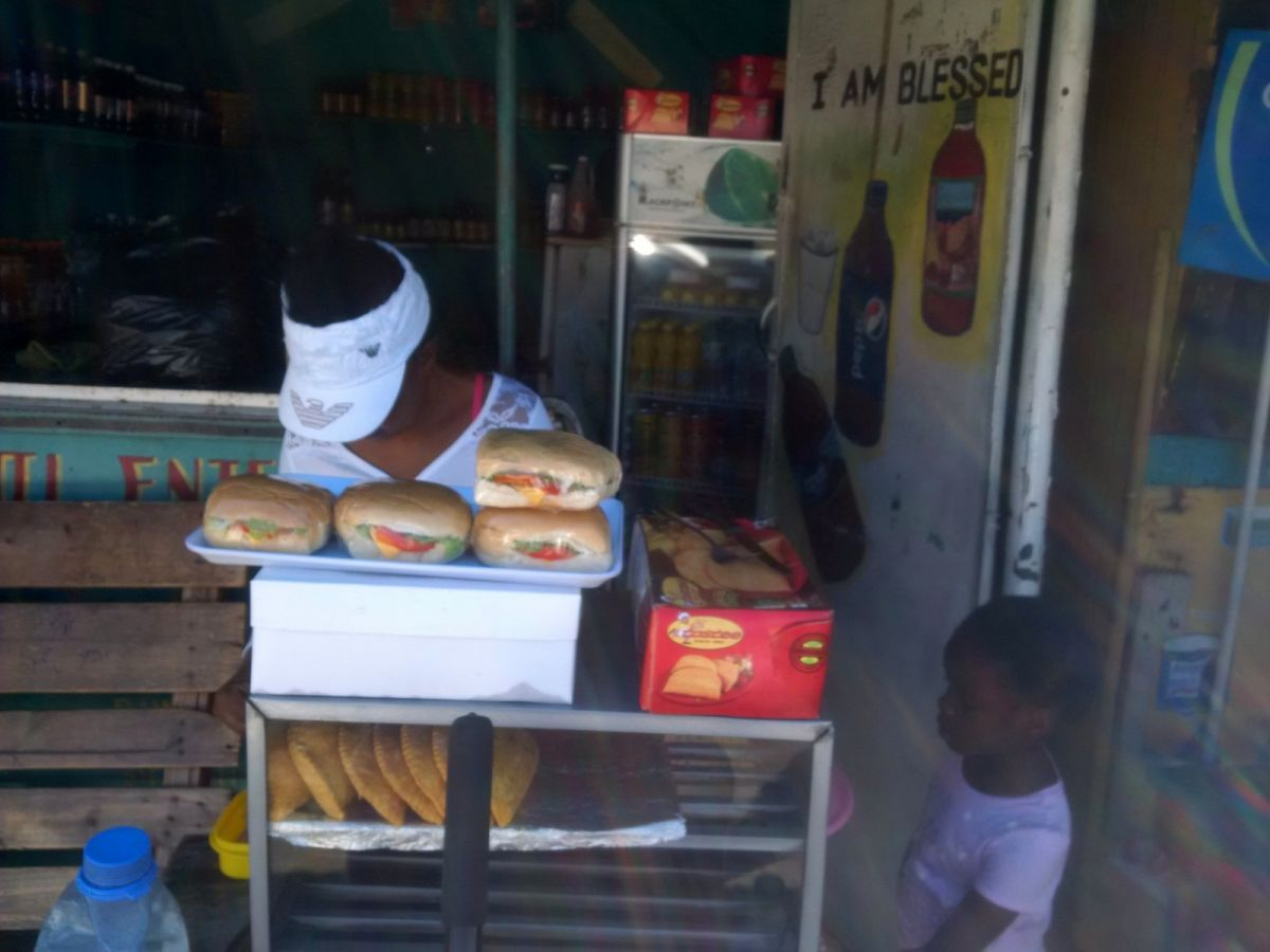 The best of Jamaican street food